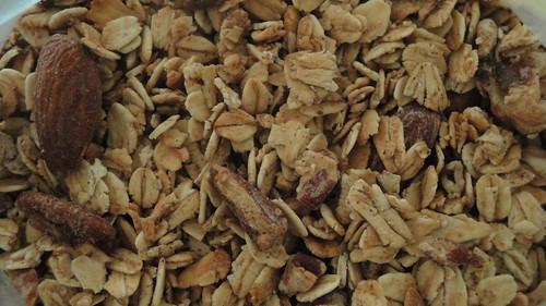 Crunchy granola 鬆脆燕麥堅果