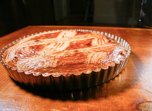 Breton Fleur de Sel cake