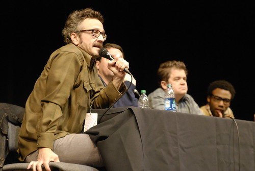 WTF Podcast with Marc Maron (Doug Bensen, Patton Oswalt)