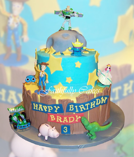 Toy Story 3rd Birthday