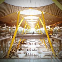 Aeropuerto (edwardkb) Tags: madrid airport spain espana