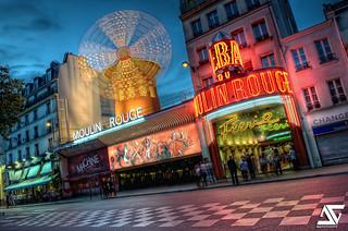 Moulin Rouge alternative