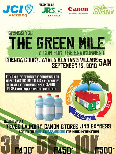 Green Mile Run