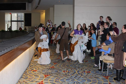 Race of the Tauntauns - Dragon*Con
