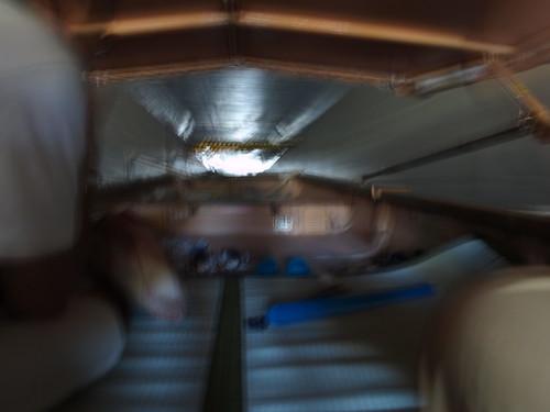 堀川遊覧船 227号線下