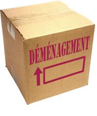 Aux Abonnés absents (au milieu des cartons)