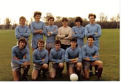 LSE First XI, 1985-6