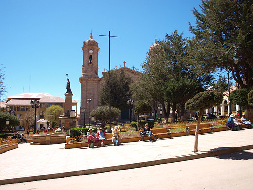 Plaza Central y Catedral (1)