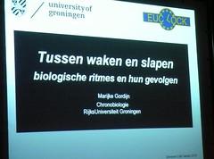 Science Café Deventer: Tussen waken en slapen