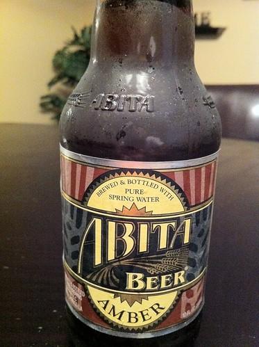 Abita Amber Bottle