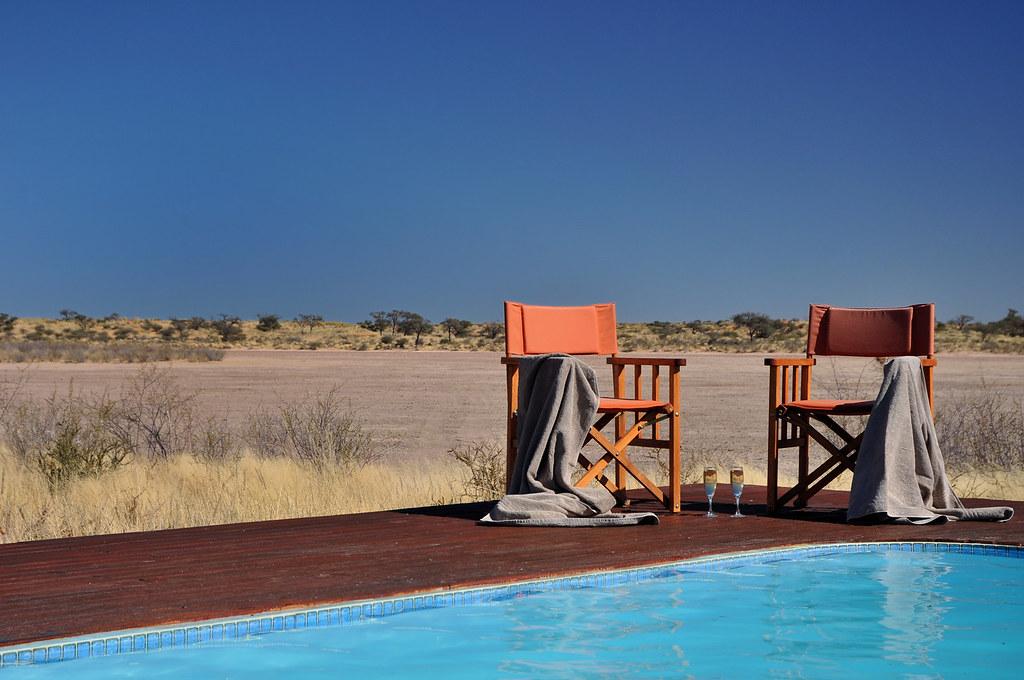 Zebra Kalahari Lodge, Intu Africa Private Game Reserve, Kalahari, Namibia