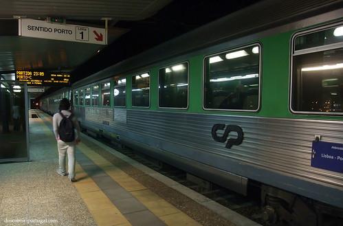 Train to Oporto