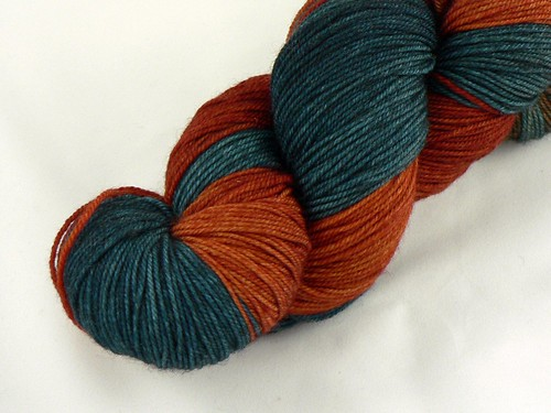 Sock yarn (test photo)
