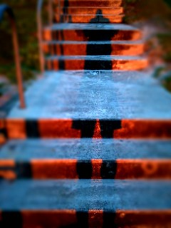 Stepping up to it #iPhoneography