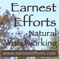 Earnest Efforts Natural Woodworking