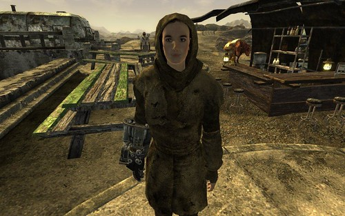 Meet The Companions Of Fallout: New Vegas - Veronica