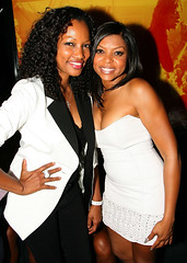 Taraji p  Henson Birthday party pictures