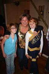 Cathie's 40th Surprise Party