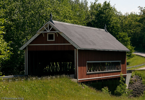 Covered Bridges of Ashtabula County Ohio-2