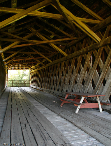 Covered Bridges of Ashtabula County Ohio-5