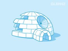 Inuit Empire (Glennz Tees) Tags: art nerd fashion illustration design funny geek drawing humor cartoon tshirt illustrator draw popculture tee vector ai apparel adobeillustrator glenz glennjones glenjones glennz gleenz glennnz