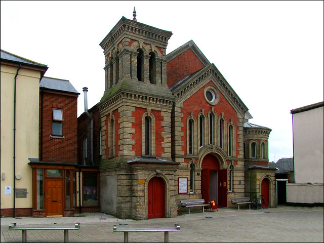 North Lowestoft, URC