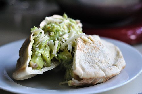 Yogurt and Avocado Chicken Salad