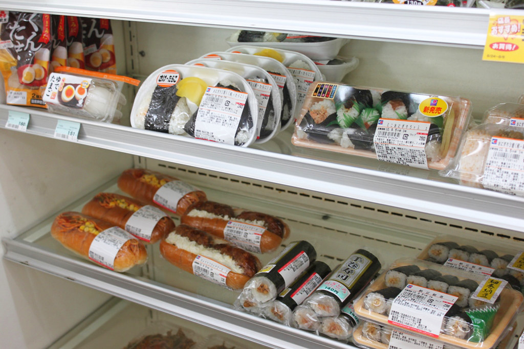 Japanese Convenience Stores (6)