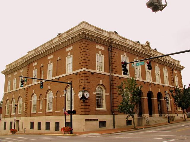 Greeneville, TN old post office