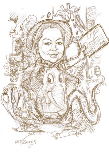 Safari caricature for Citibank - draft 3(small)