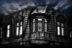 Kísértetház_IMGP5113 (jobcibi) Tags: sky house dark spider hungary ghost budapest ruin nightmare pók rom ég magyarország ház kísértet kísértetház