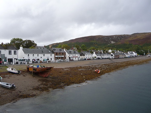 Harbour Front Houses at Ullapool