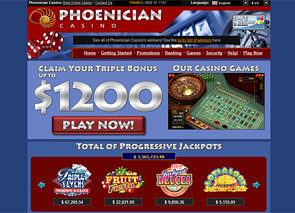 Phoenician Casino Home