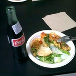 Pasta and mexican coke lunch on Digg day 3 (Wed Sep 15) thumbnail