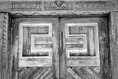 San José de Gracia de Las Trampas mission Church doors (S Buck) Tags: taos
