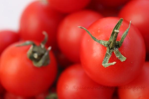 pomodori, pomodorini, cioliegino
