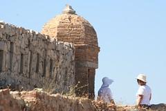 Palamdi (Ziotony) Tags: wall ancient greece grecia mura rovine nafplio nauplio nauplia palamidi turiste