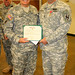 Sgt. 1st Class Kenneth Brooks of Calhoun, Ga recieves Bronze Star with Valor