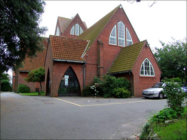 Eric Gill's church