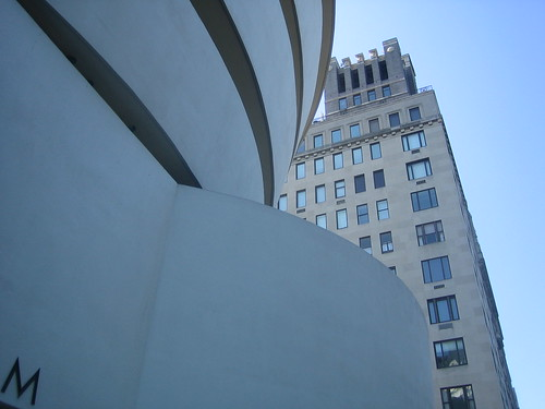 Guggenheim Museum, September 2010 _ 7267