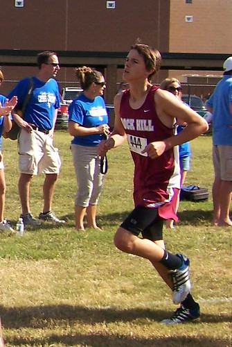 100904 Cross Country 15 - Teddy