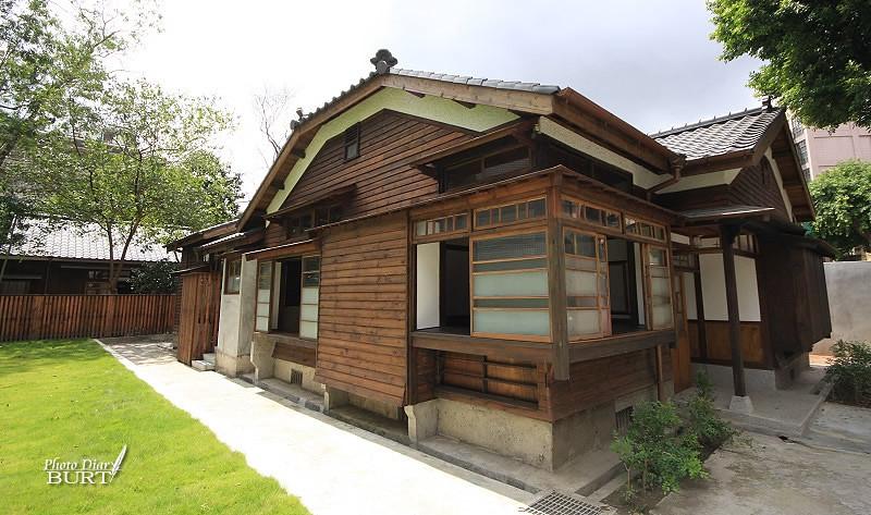 日式宅邸後進