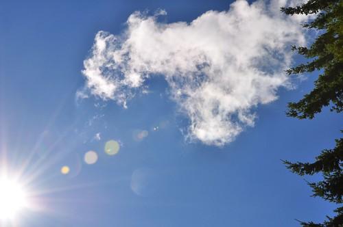 Good sky day