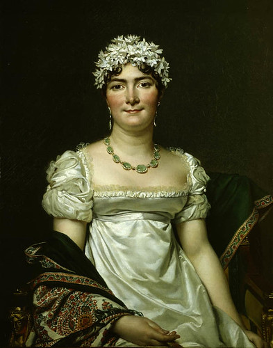 Comtesse Daru,  Jacques-Louis David, 1810