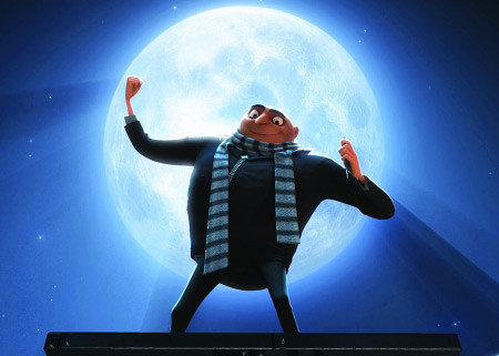 Despicable Me - Gru wants to steal the moon! - Movie Reviews - PinayReviewer.com
