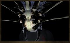 El Vejigante (Gilded:) Tags: mask vejigante