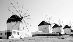 "Mykonos Windmills • <a style=""font-size:0.8em;"" href=""http://www.flickr.com/photos/54083256@N04/5004106262/"" target=""_blank"">View on Flickr</a>"