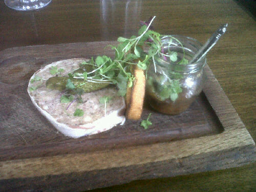 Country style terrine