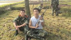 Comrade in arms (zhicheng lu) Tags: arms comrade