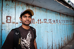 Kittu with wide range of numbers (KSREE.) Tags: charminar thepca nikond90 tokina1116 krishtipirneni krishishere ksree